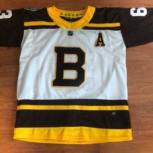 Boston Bruins winter classic edition jersey